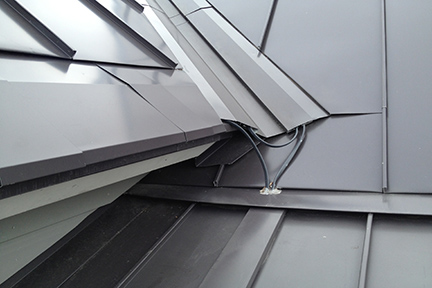 Sfp V New Valley Panel Heated Roof Panel Systems